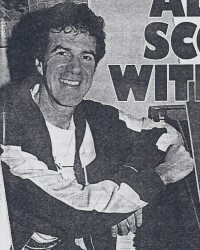 Allan Scores with ACP (Music Composer for Episodes of TV show A Country Practice) - 1994 Newspaper article - click to see an enlarged version of this image
