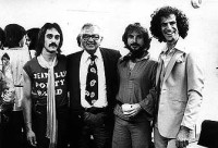Jamie Glazer, Larry Berk, Jean Luc Ponty, Allan Zavod: 1975-1982 - click to see an enlarged version of this image