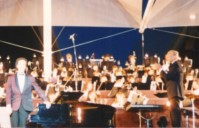 'Concerto Australiana' - Zavod on Piano - 1988 Australia Day Bicentennial Concert at Sydney Opera House - click to see an enlarged version of this image