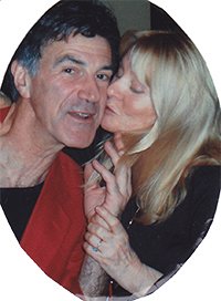 Allan and Christine Zavod - click to see an enlarged version of this image