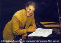 ACongratulations Allan - Louisiana Philharmonic Orchestra's International Composers Competition winner - 2006 Magazine notice - click to see an enlarged version of this image
