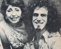 In tune with the times (Zavod with his mother Ann)  - 1979 Newspaper article - click to see an enlarged version of this image