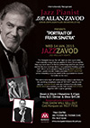 Live at Marque: Zavod's trio with special guests Bobby Valentine & Wilbur Wilde - 'Portrait of Frank Sinatra' - click to see an enlarged version of this image