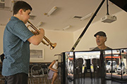 Murray River International Music Festival Masterclass - click to see an enlarged version of this image