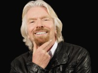 Sir Richard Branson - Narrator - click to see an enlarged version of this image