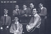 Allan Zavod with the Bay City Jazz Band