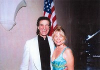 Dr. Allan Zavod with wife Christine - Gershwin at Palm Beach 2011 - click to see an enlarged version of this image
